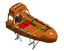 VIKING Norsafe MATRIX-450 MKI, 15 HP Norsafe Marine Outboard Engine