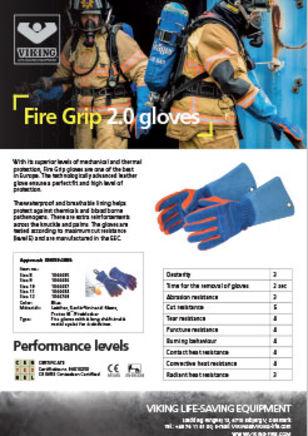 VIKING fire Grip Gloves