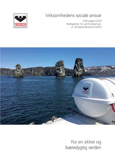 VIKING CSR Report 2019_Danish