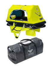 VIKING RESCYOU™ PRO LIFERAFT. 4-8 PERSONS - in valise