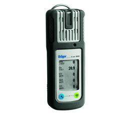 Gas Detector X-AM 5000, EX, O2, CO, H2S W/O Pump, Dräger