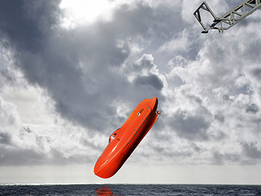VIKING Norsafe freefall lifebat - link to the press release