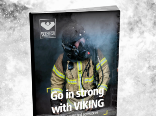 VIKING Fire new catalogue