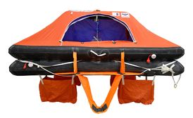 VIKING Liferaft throw overboard 8 pers. - 8DK