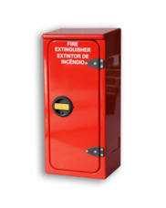 Cabinets for fire extinguisher (JB82)