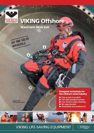 Brochure VIKING Offshore Wind Farm Work Suit