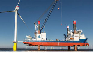 VIKING offshore safety solutions for wind