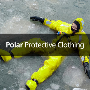VIKING protective clothing for Polar conditions