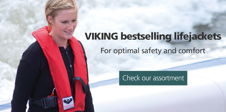 VIKINg lifejackets for leisure time and yachting