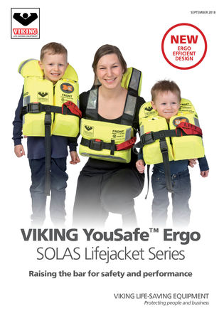 VIKING SOLAS lifejackets