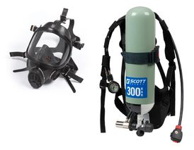 SCBA, Scott Safety - Sigma 2 Type 2, With Promask PP, Without Cylinder