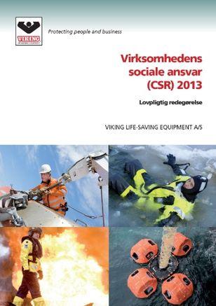 VIKING CSR sociale ansvar 2013