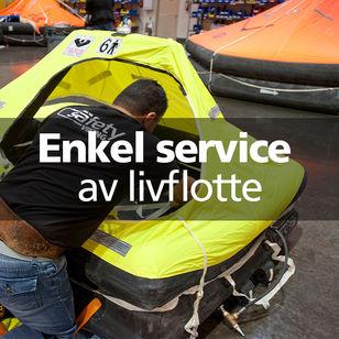 Livflotte service