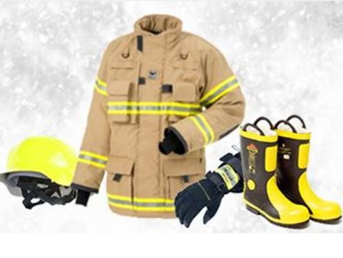 Viking fire highlight banner all products firefighter gear