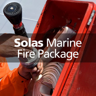 Solar Marine Fire Package