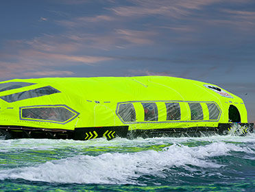 The Danish maritime Authority (DMA) has officially approved the VIKING LifeCraft Survival Craft