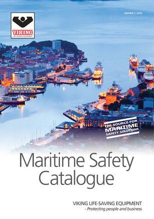 Brochure VIKING Maritime Safety CatalogueVIKING Maritime Safety Catalogue
