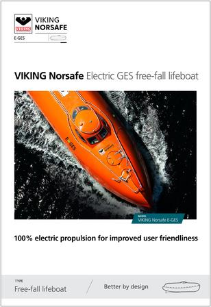 VIKING - Norsafe E-GES datasheet