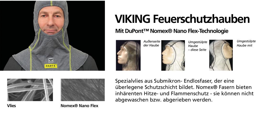 VIKING PartX Hoods