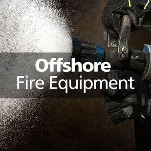 VIKING offshore fire equipment