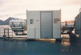 VIKING SES-2B 2007 with Sliding Frame