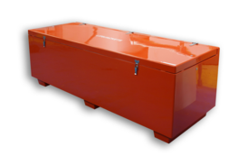 Chest for lifejackets and survival suits (JB74)